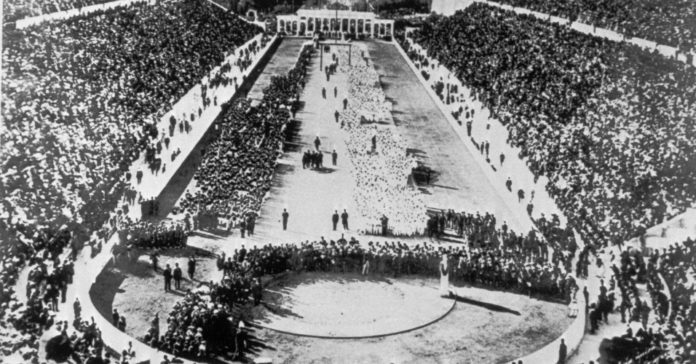 Olimpiadas de Atenas
