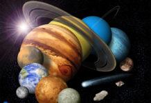 Criação do Sistema Solar